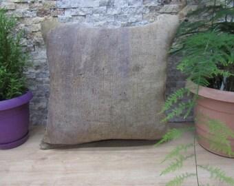 Kilim Pillow Turkish Rug Lumbar 18x18 Bohemian Pillow Decorative Rug Pillow Accent Pillow Throw Pillow Ottoman Pillow Kilim Rug Pillow