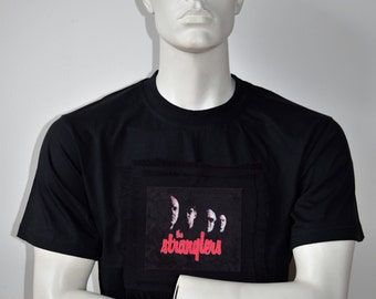 The Stranglers - T-Shirt - Stranglers new line up design