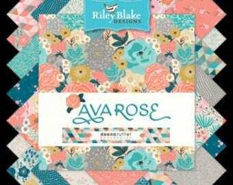 Ava Rose by Riley Blake Designs