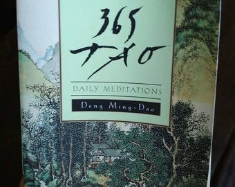 365 Tao Daily Meditations book