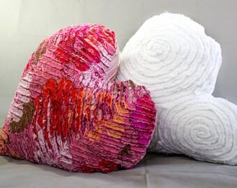 SEWING PATTERN, Pillow Sewing Pattern, Pillow Pattern, Cloud Pillow Pattern, Heart Pillow Pattern, Star Pillow , Cushion, Faux Chenille