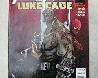 The New Avengers: Luke Cage Issue 1
