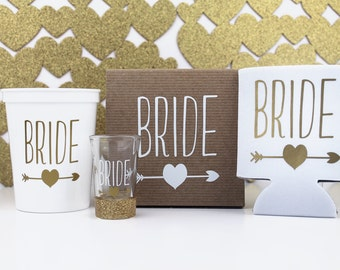 Bride Gift Box - Bride Gifts - Gift for the Bride - Bride Gift Set - Bridal Shower Gift - Gift Set - Bachelorette Party - Gift Box - Wedding