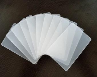 10pcs XL Nail Stamping Plates Acrylic Nail Art Stamp Tool CLEARANCE