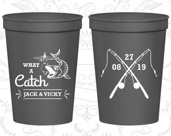 Charcoal Gray Stadium Cups, Charcoal Gray Cups, Charcoal Gray Party Cups, Charcoal Gray Wedding Cups (247)