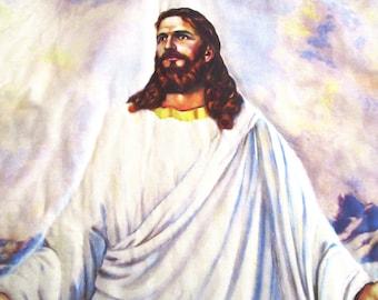 Jesus Walks on Water Quilt