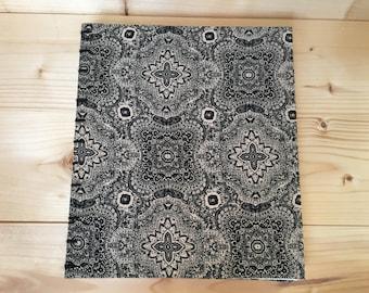 Large Bohemian Photo Album   Coptic Stitch   Sketchbook   Journal   Notebook