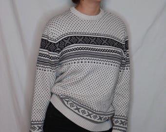 Cozy Vintage Sweater