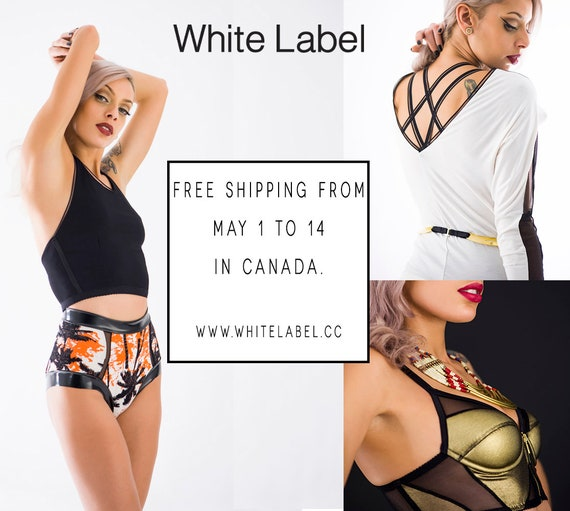 FREE SHIPING From may 1st to May 14th in Canada.