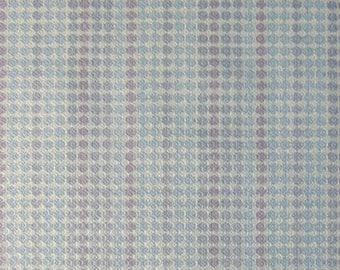 Vintage Wallpaper Blue Rain per meter
