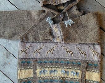 Adult Elephant sweater, CUSTOM