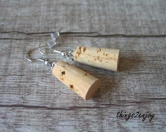 Earrings-Corks