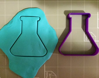 Chemistry Flask Cookie Cutter