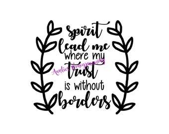 Spirit Lead Me DIGITAL DOWNLOAD