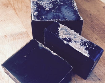 BLACK SEA soap