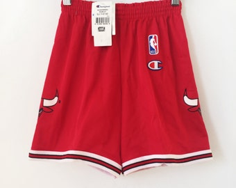 chicago bulls deadstock champion shorts size medium