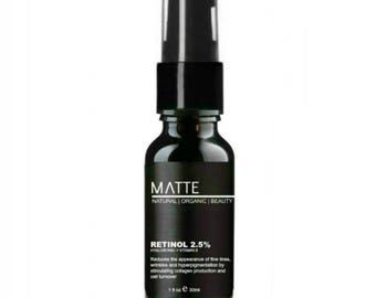 Pure Retinol 2.5% Anti Aging Serum