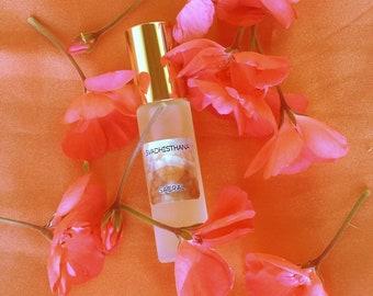 Svadhisthana Sacral chakra anointing oil vibrational product