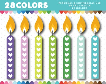 Candle clip art, Birthday candle clipart, Birthday cake clipart, Birthday candle graphics Happy birthday clipart Cake candle clipart CL-1173