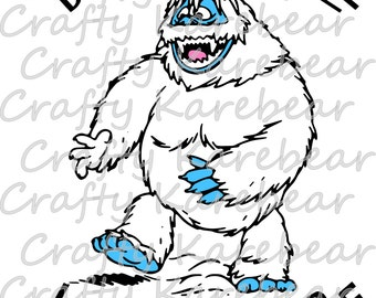 Don't Tumble With the Bumble SVG and DXF Digital File Download
