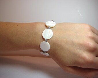 Ivory Coast - Interchangeable Beaded Watch Band