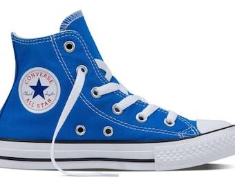 blue converse boys
