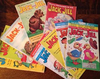 Jack and Jill Children's Magazines