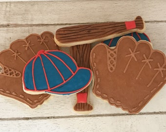 Baseball/Softball Cookies