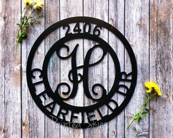 Garden Flag Sign