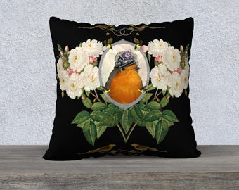 Little Poppet Cushion