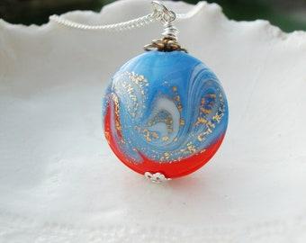 Murano Glass Large Fenicio Necklace