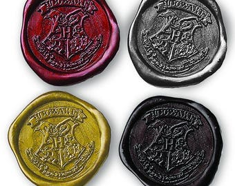 Hogwarts Wax Seals | School of Witchcraft and Wizardry