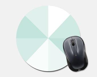 Mousepad - Geometric Mouse pad - Blue Mousepad - Blue Mouse pad - Geometric Mousepad - Cco