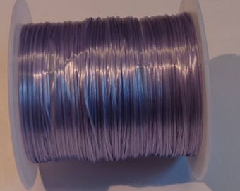 Purple stretch cord 10 meter