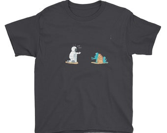Pew Pew Youth Short Sleeve T-Shirt