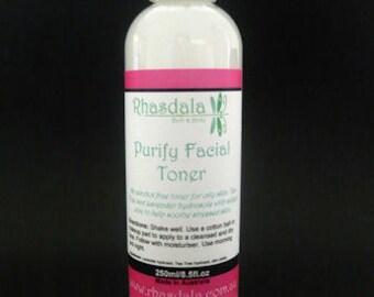 250ml Facial Toner - Nourish Facial Toner - For Dry/Mature Skin