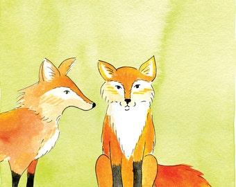 Feel Foxy Poster