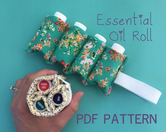 Essential Oil Carrying Roll Pattern PDF