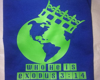 He is who he is Exodus 3:14
