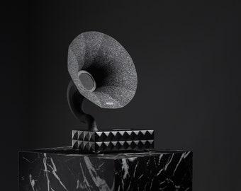 iPoint Art - Acoustibox Gramophone