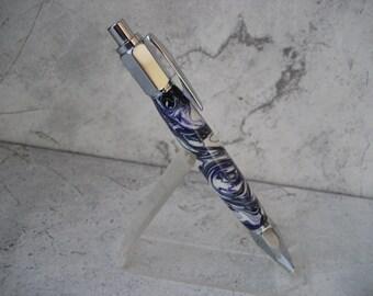 Hex Click Pen (Alumilite)