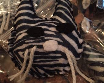 Catnip Cat Toy, Organic catnip, Felt Pet Toy