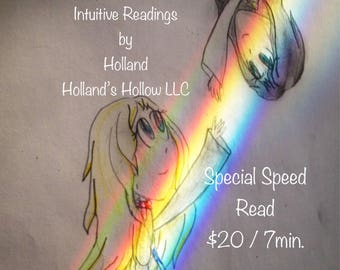 Intuitive Guidance Channeled Angelic/Psychic Reading