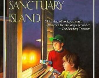 The Secret of Sanctuary Island book Mystery Paperback
