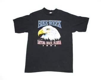 Vintage 1994 Daytona Bike Week T-shirt