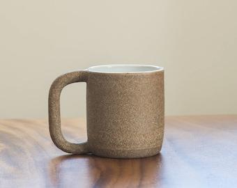 Stoneware Coffee Mug  [Handled Mug, Tea Mug, Cup, Ceramic Mug]