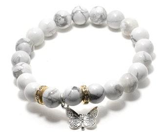 Tiffani Butterfly Bracelet