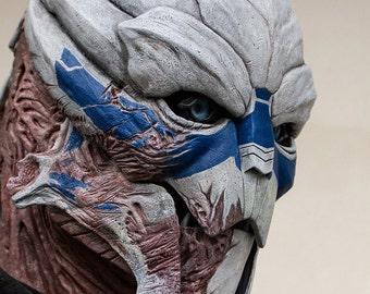 Garrus Vakarian (Mass Effect)-Full Mask