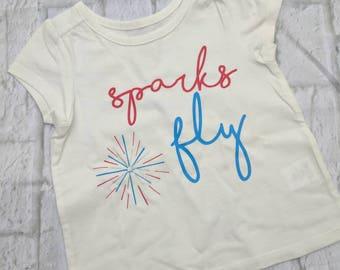 Girls  fourth of July shirt, toddler girls Fourth of July shirts, toddler girl Fourth of July shirt, patriotic shirt, Independence day shirt