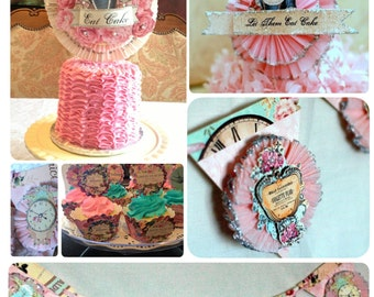 MARIE ANTOINETTE  Party Package